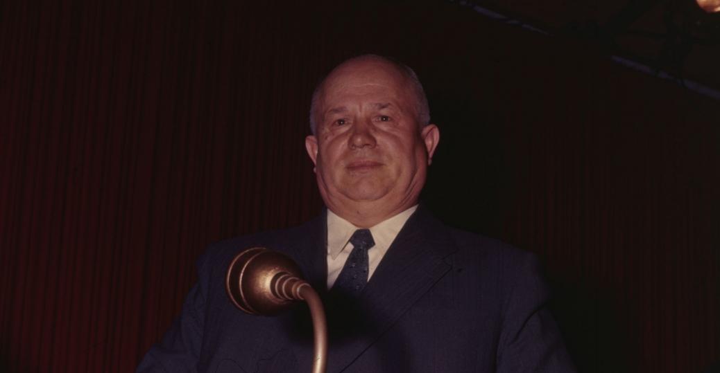 cuban missile crisis, nikita khrushchev, the soviet union, communist leaders, the cold war