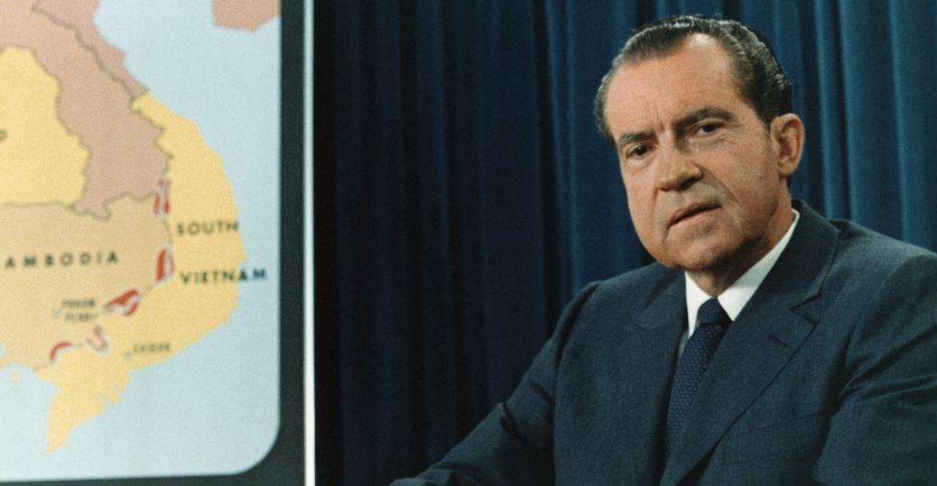 richard nixon, president nixon, cambodia policy, the vietnam war