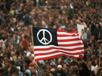 an introduction to the history of the peace protest movement in the vietnam war A 1954 peace agreement that divided vietnam into communist-controlled a nonviolent youth movement transforming the us anti-war protest got.