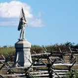 sharpsburg, maryland, battle of antietam, the civil war, war memorial, 132nd pennsylvania regiment, bloody lane, antietam national battlefield