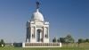 the pennsylvania monument, cemetery ridge, gettysburg, the battle of gettysburg, the civil war, pennsylvania