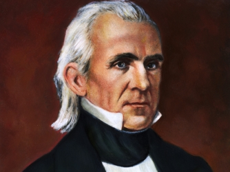 president james k. polk, manifest destiny
