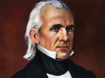 president james k. polk, manifest destiny