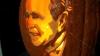 jack o'lantern, former presidents, presidents of the united states, george bush, lisa barberette, philadelphia, pennsylvania, heads of state, nightmare on broad street, halloween, pumpkins