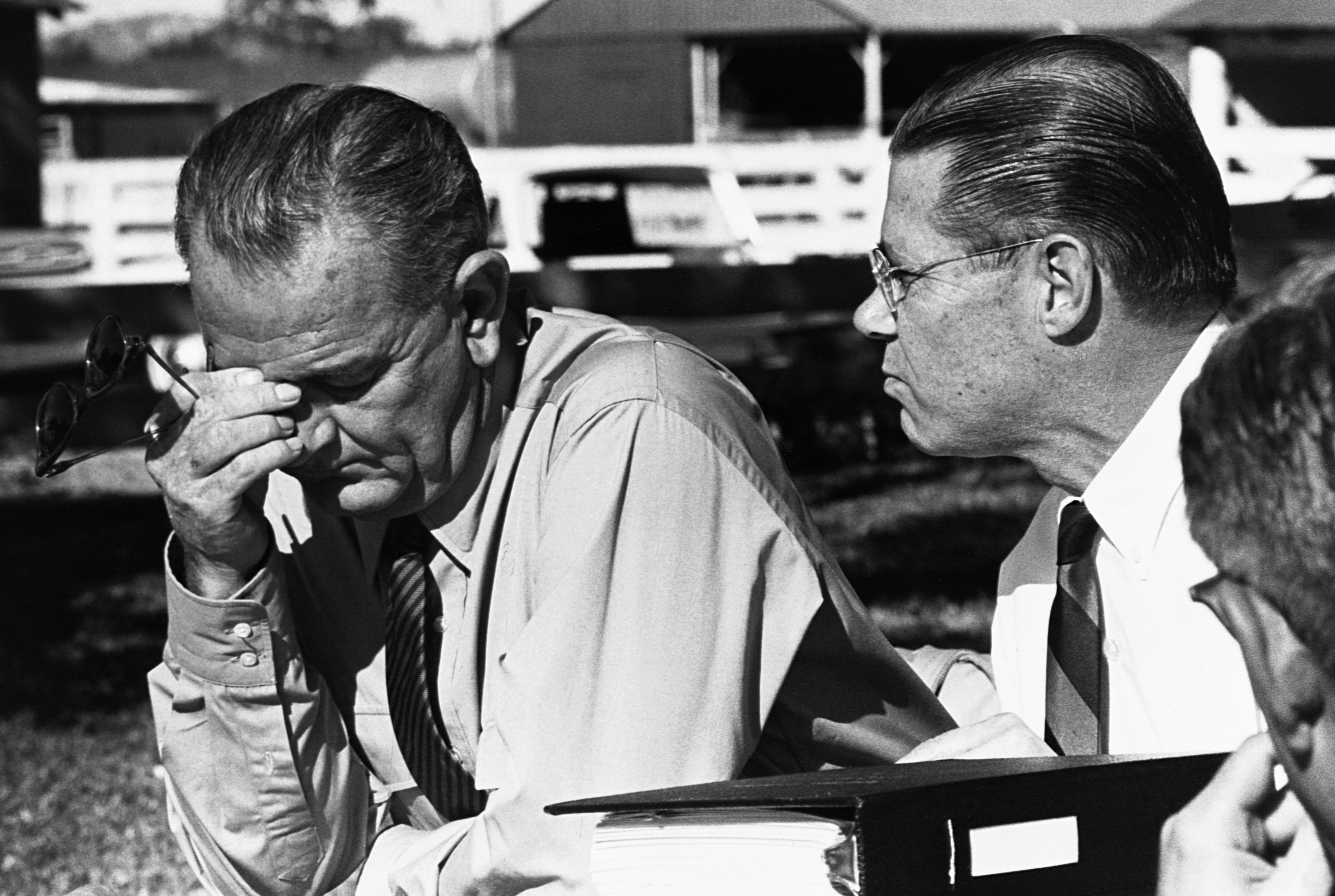 lyndon b johnson and vietnam war Compare us presidents: richard nixon vs lyndon johnson view the presidents' foreign and domestic accomplishments, political backgrounds, and more.