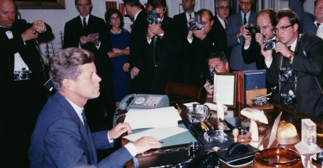 cuban missile crisis, president kennedy, quarantine of cuba, cuba, the cold war, cuba quarantine, 1962
