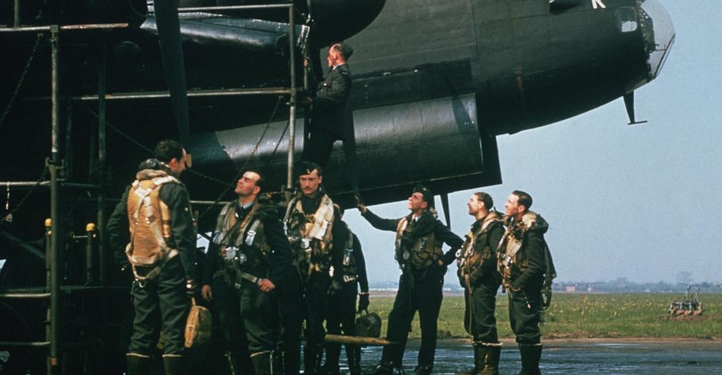 royal air force bomber, avro lancaster, world war II, world war II pilots, world war II aircraft