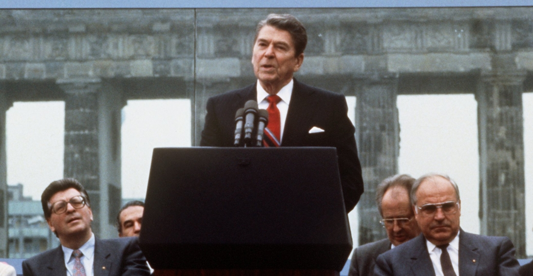 west berlin, west germany, the berlin wall, president ronald reagan, collapse of the soviet union