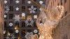 rockefeller center, snowflakes, saks fifth avenue, new york city, christmas, decorations