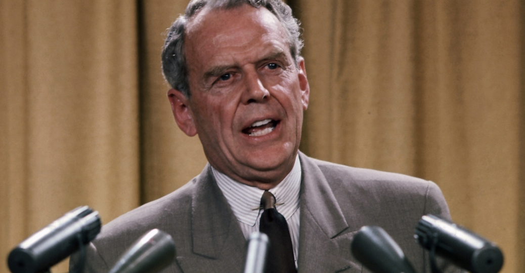 secretary of defense, clark clifford, the pentagon, the vietnam war