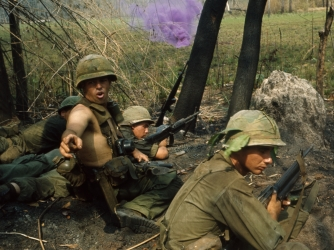 operation byrd, the vietnam war, american soldier, firing, war, vietnam