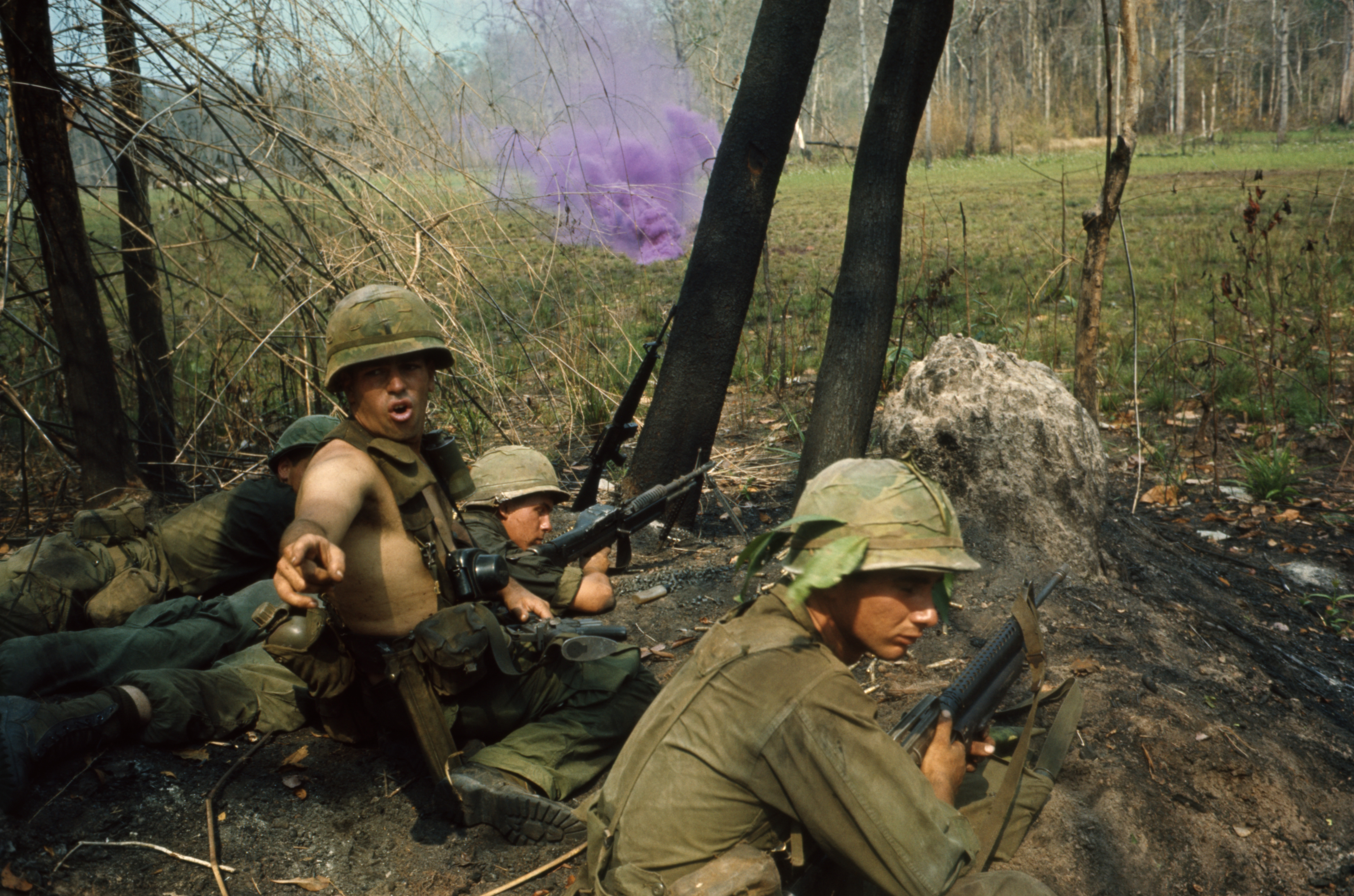 vietnam war facts battles pictures videos com operation byrd the vietnam war american ier firing war vietnam
