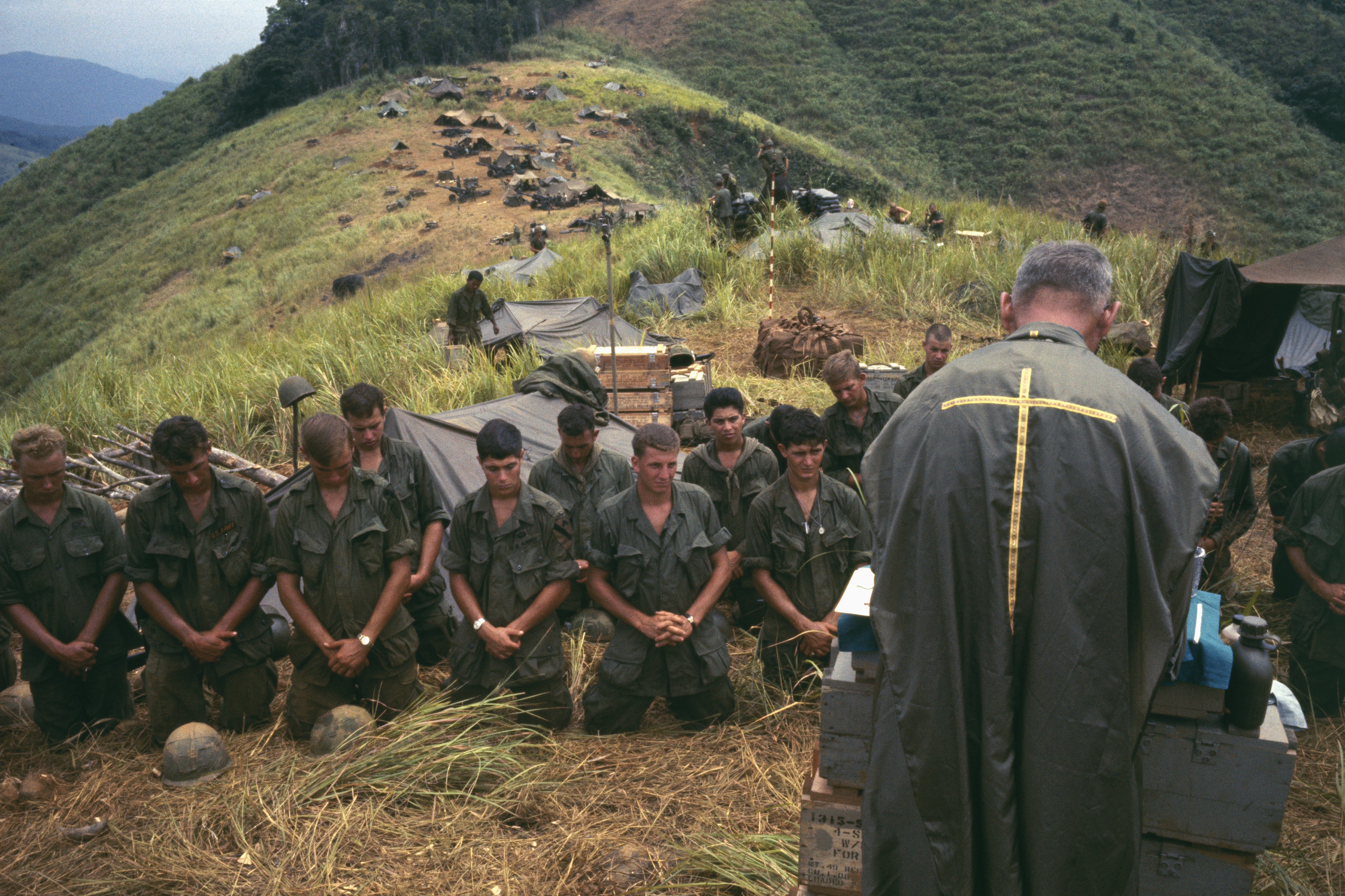 how the vietnam war changed america American soldiers in vietnam as a result over a million civilians fled south vietnam the vietnam war also changed the united states' role in the world.