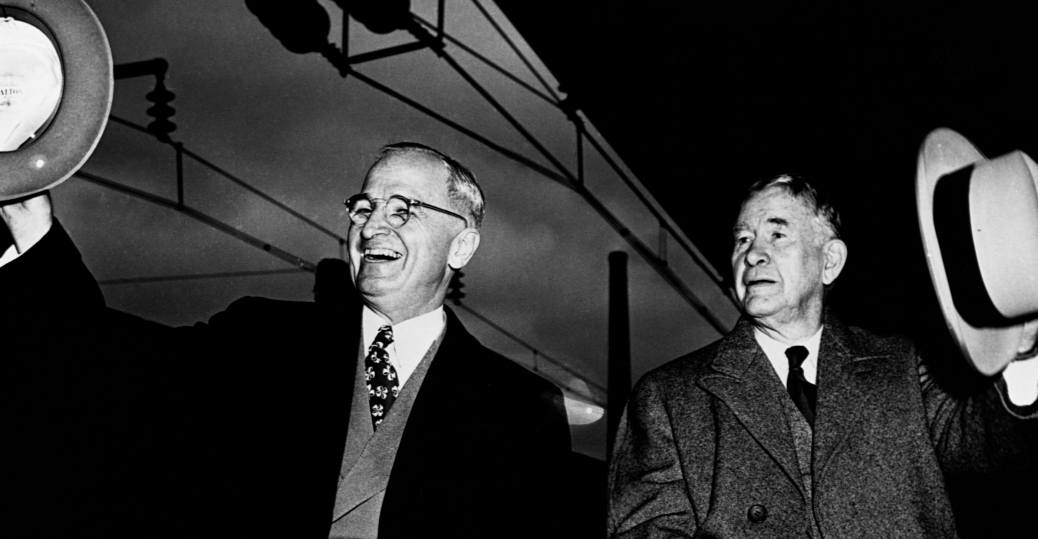 1948, president harry truman, vice president alben barkley, alben barkely, harry s. truman