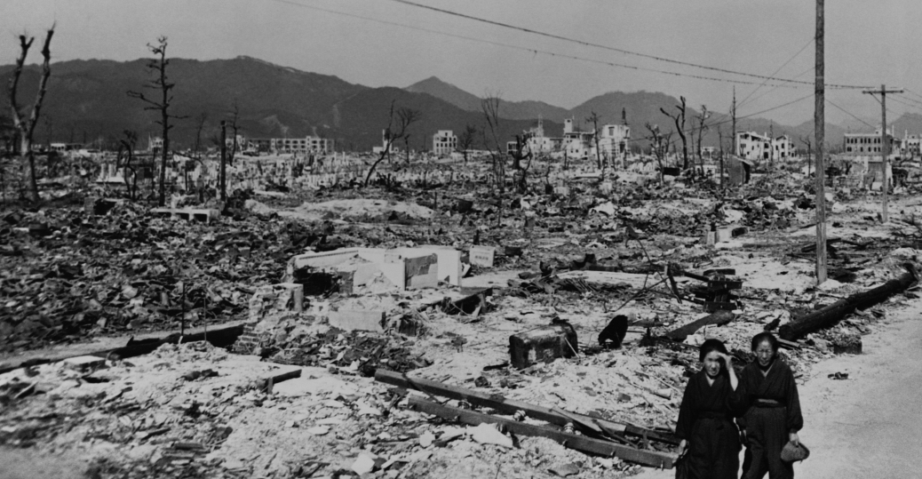 atomic bomb, hiroshima, harry s. truman, president truman, japan, world war II, 1945