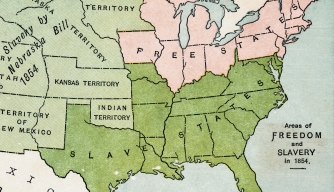 American Civil War Battles Facts Pictures Historycom - Map of us at start of civil war