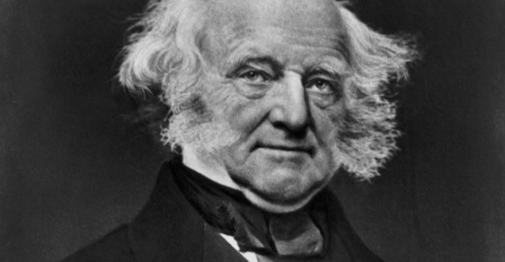 Martin van Buren | Image via History.com
