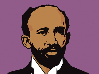 W E B  Du Bois Research Papers on the African American