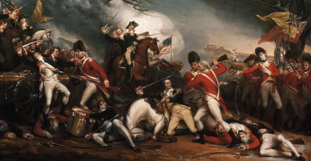 the battle of princeton, george washington, general mercer