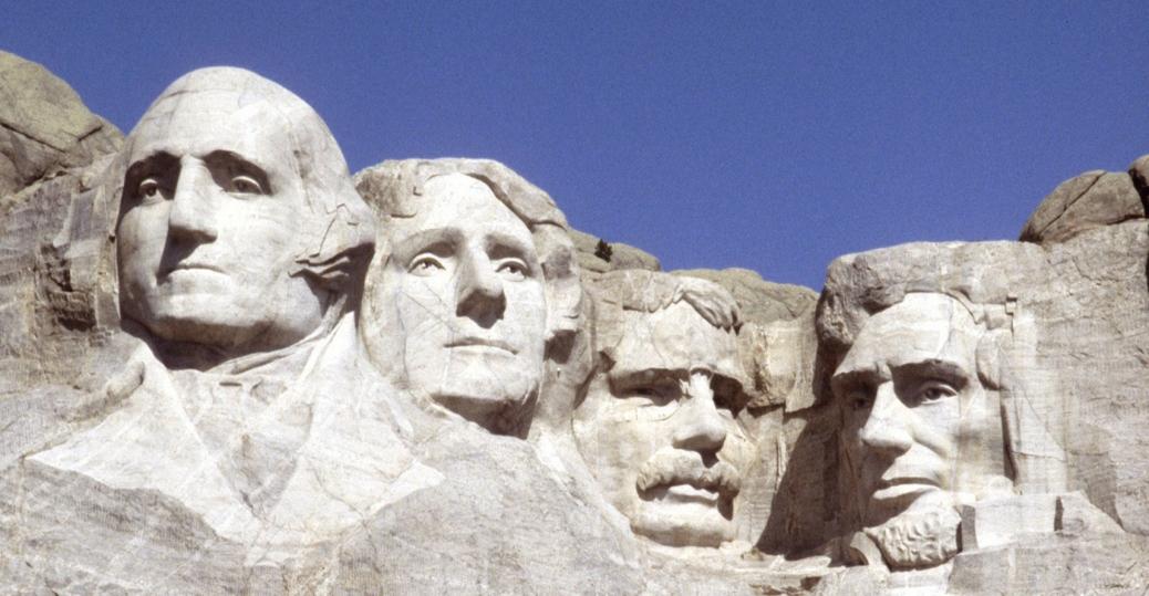 south dakota, mount rushmore, founding father, president jefferson, thomas jefferson