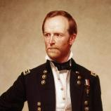 william tecumseh sherman, union general, union military leaders, the civil war, george peter alexander healy