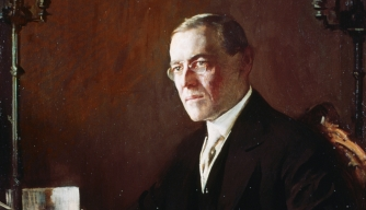 1856, president woodrow wilson, staunton, virginia