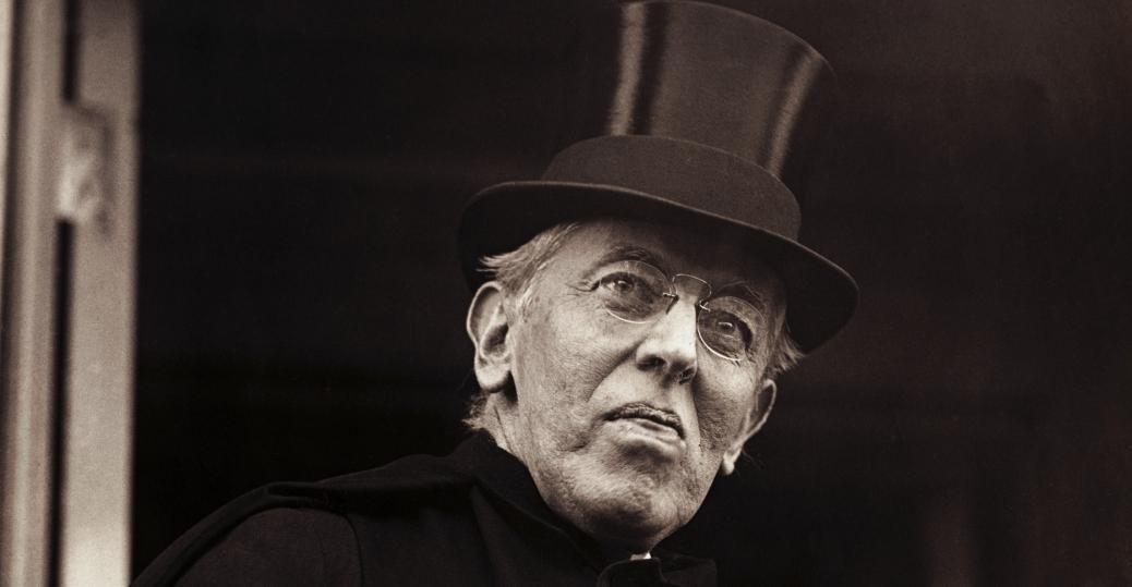1921, woodrow wilson's retirement, president woodrow wilson