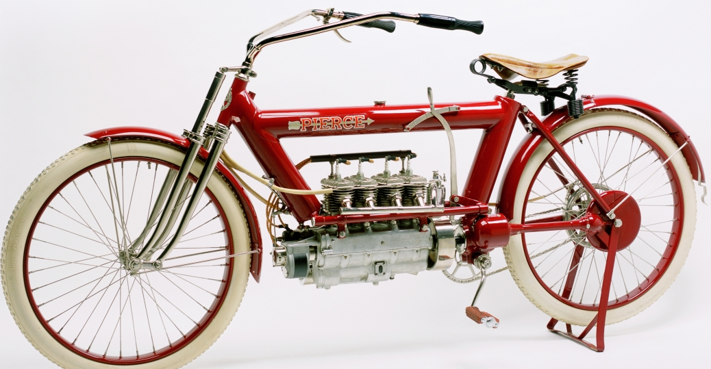1910, pierce arrow, pierce arrow motorcycle, inventions, transportation