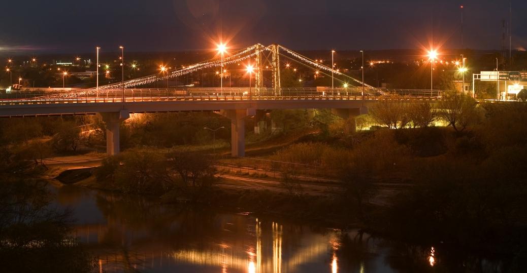 mcallen-hidalgo-reynosa bridge, texas, mexico, tamaulipas