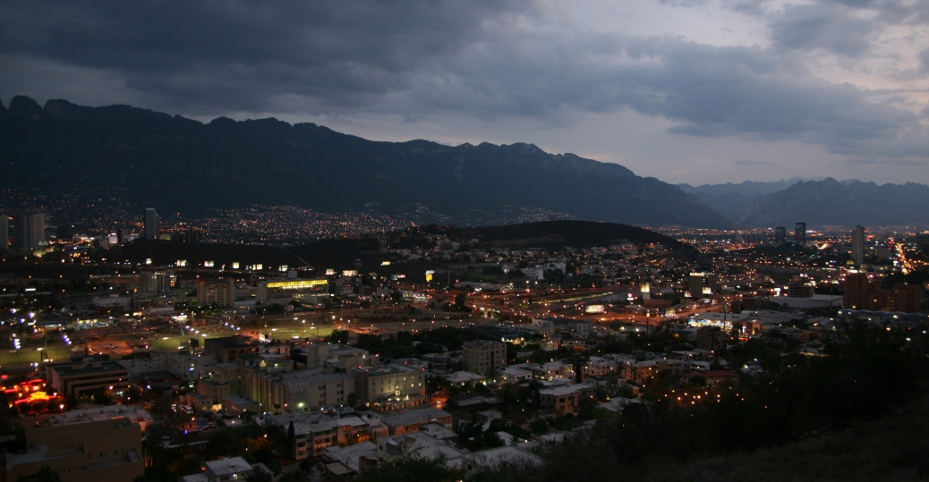 monterrey city, the chair hill, bishop hill, monterrey, wealthiest city of mexico, nuevo leon, mexico
