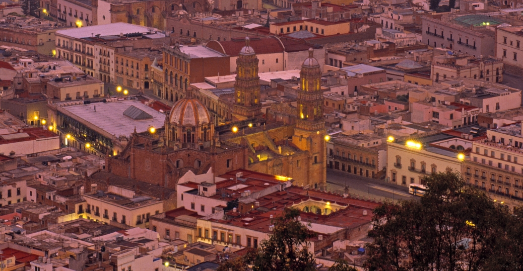 cathedral, zacatecas, mexico