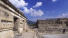 ruins of the south patio, mitla, oaxaca, mexico