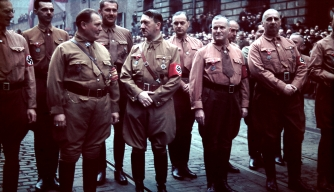 15th anniversary of Beer Hall Putsch