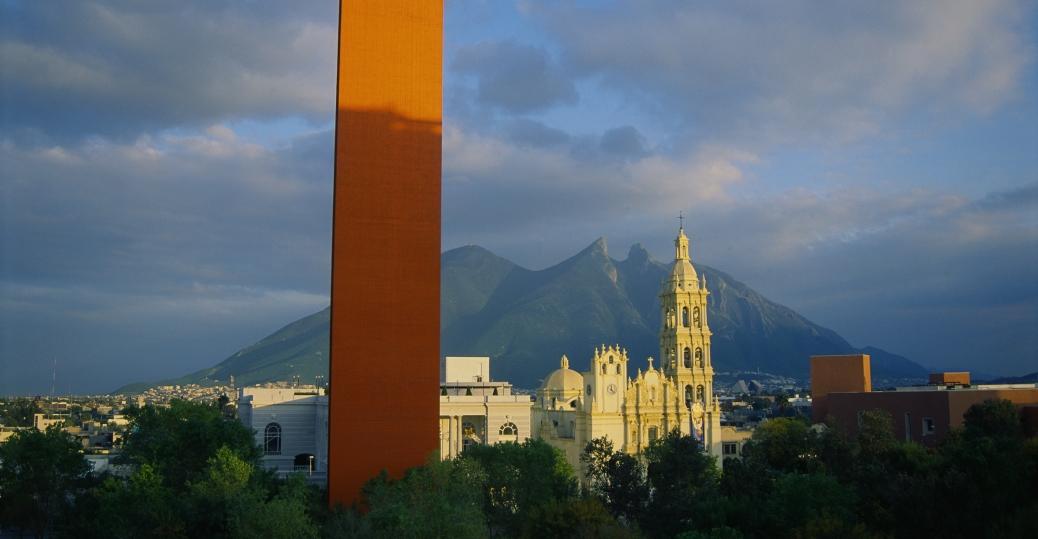 cathedral of monterrey, nuevo leon, mexico