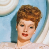lucille ball, actress, comedian, tv series, i love lucy, 1951, 1957, women in the arts, women's history