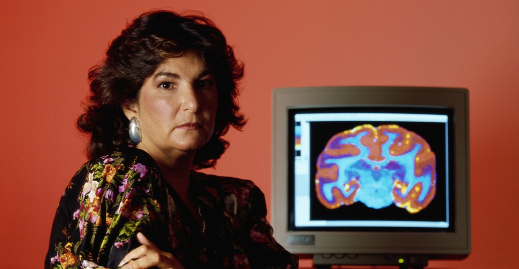 candace pert, neuroscientist, opiate receptor, the brain, women in science, women's history