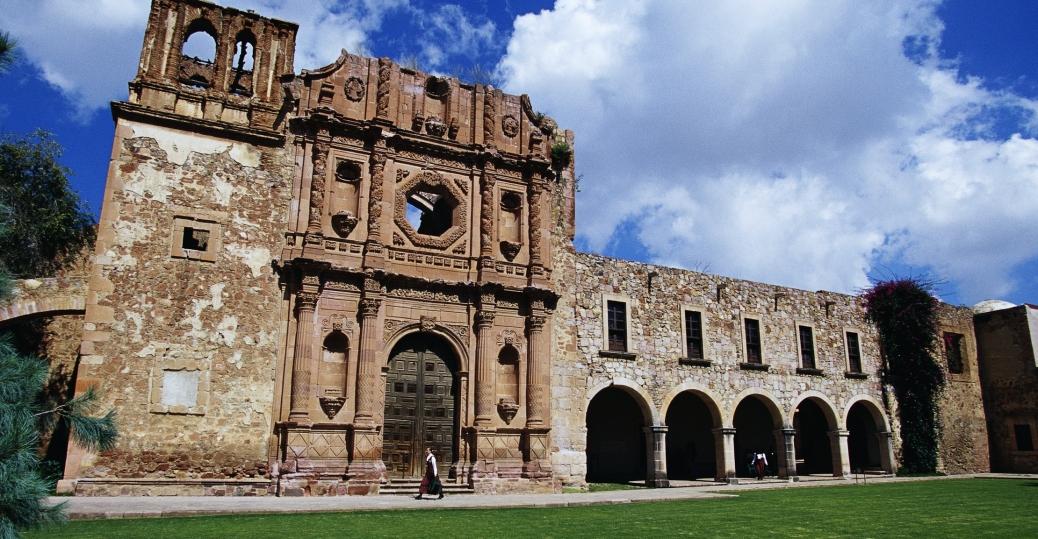 rafael coronel museum, ex-convento de san francisco, zacatecas, mexico