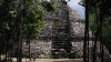 mayan temple ruins, coba, quintana roo, mexico