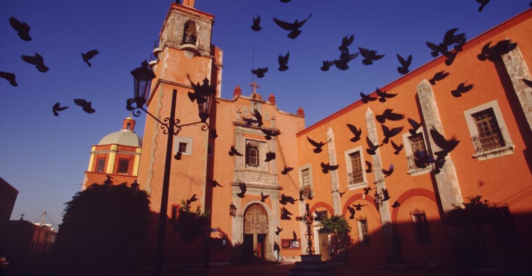 del carmen temple, queretaro, mexico