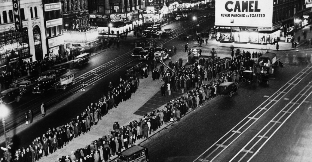 times square breadline, the great depression, soup kitchens, breadlines, new york city