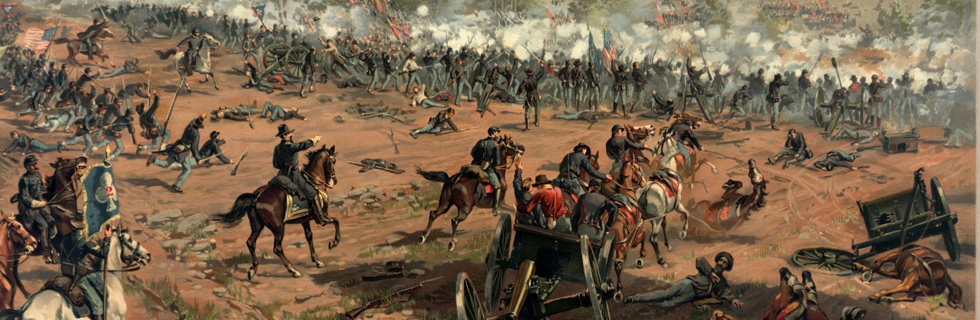 research papers on the battle of gettysburg