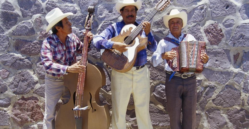musical trio, mazatlan, sinaloa, mexico