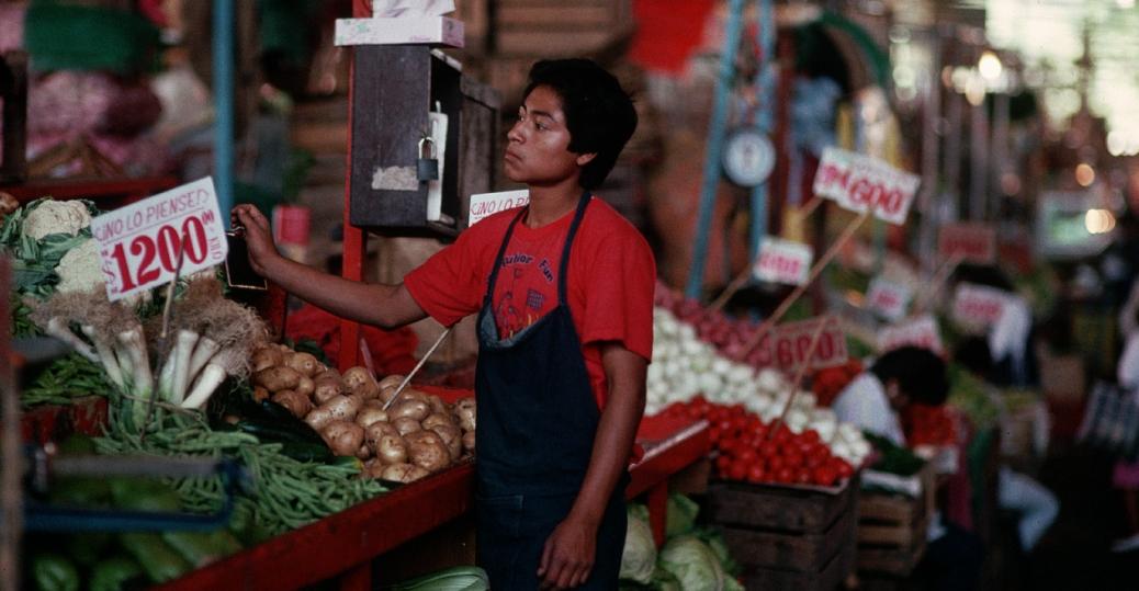 produce, produce stand, cuernavaca, morelos, mexico