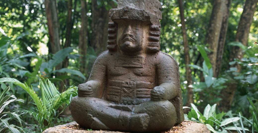 olmec figure, the govenor, la venta, the tabascan capital, villahermosa, carlos pellecer, tabasco, mexico