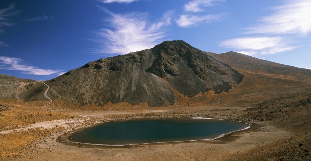 lake, nevado de toluca, volcano, extinct volcano, toluca, mexico, mexico state