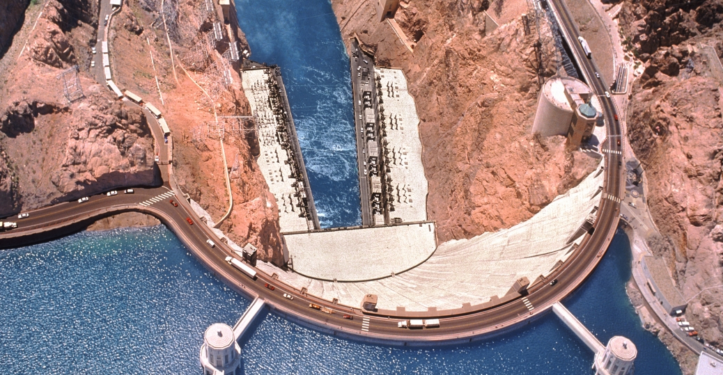 hoover dam, boulder dam, the great depression, new deal programs