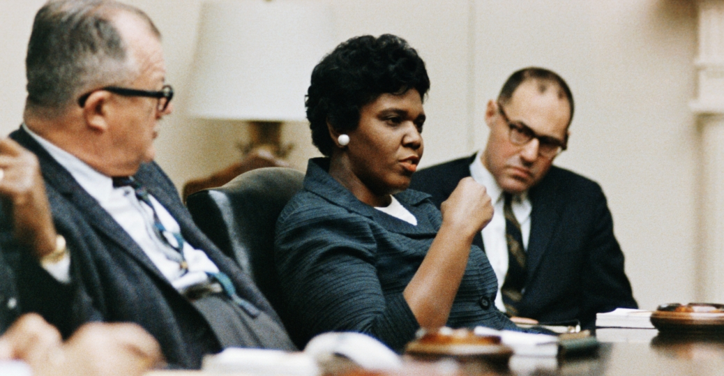 barbara jordan, congresswoman, 1976 democratic national convention, keynote address, women leaders, women's history