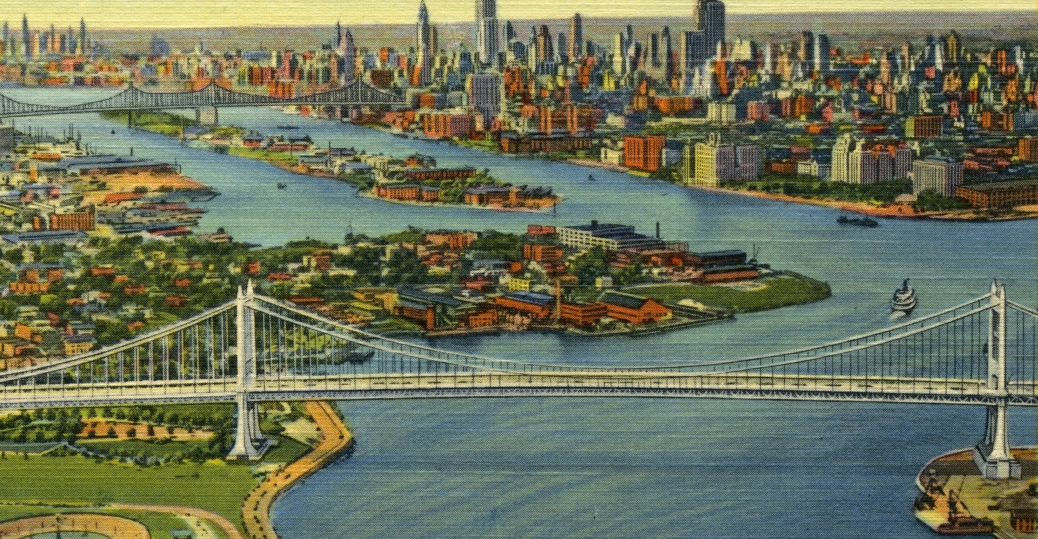 triborough bridge, the great depression, new york city, rfk bridge, wpa projects, new deal programs