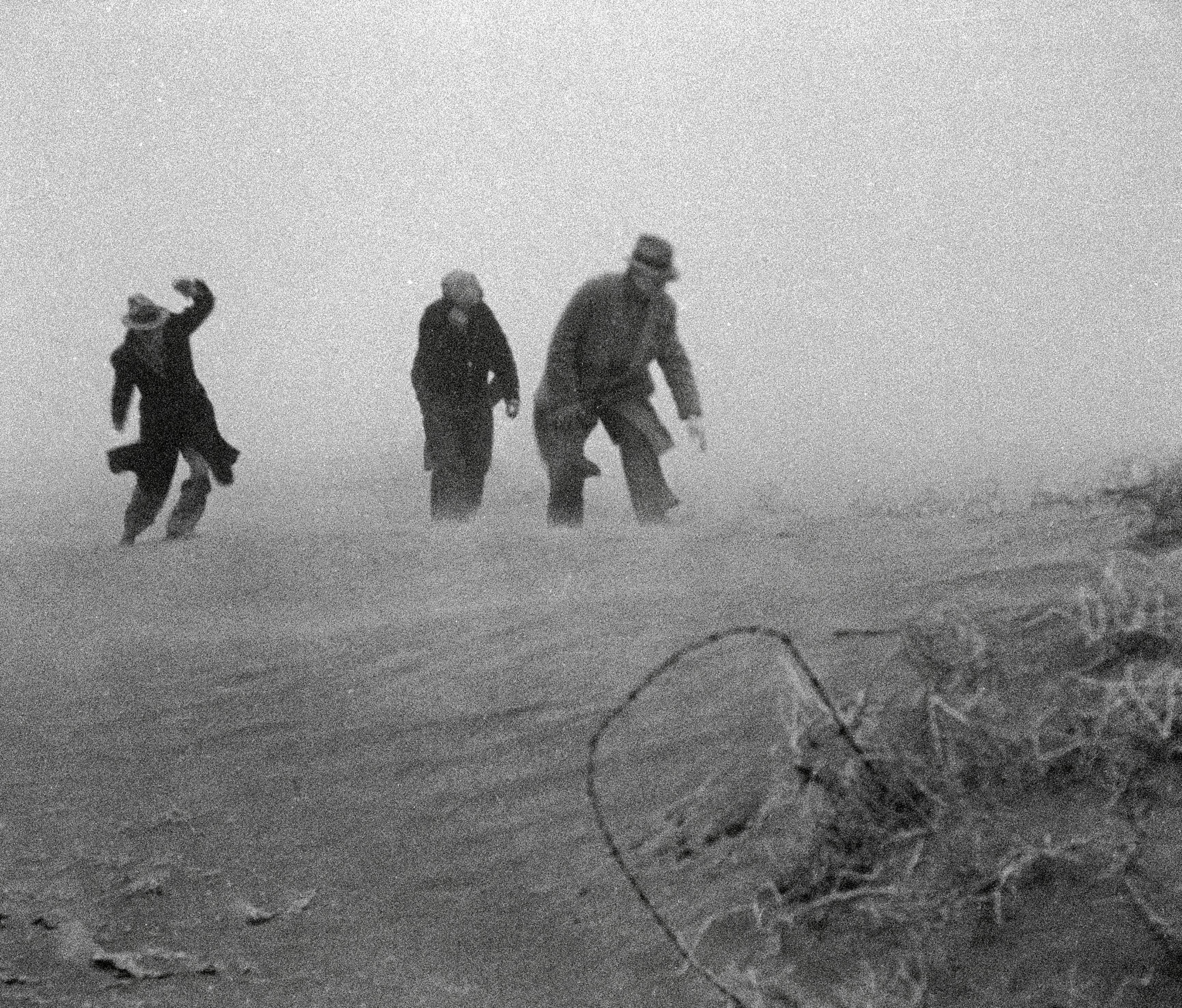 Dust Bowl Storms