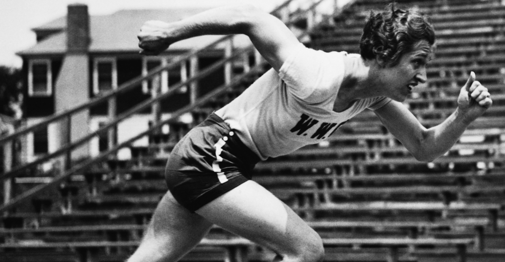 helen stephens, american runner, gold medals, 1936 olympic games, germany